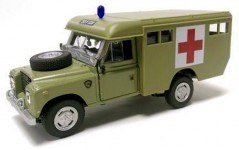 LAND ROVER SERIE III AMBULANCE