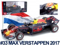 RED BULL RB13 F1 #33 MAX VERSTAPPEN 2017  Winner GP Spain Li