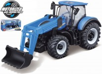 NEW HOLLAND T7.315 + FRONT LOADER