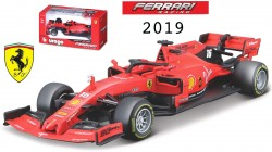 Ferrari SCUDERIA F1 SEASON CAR 2019
