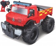 Mercedes Benz UNIMOG U5023 FIRE RESCUE  not Incl. Batt.