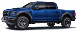 Ford F-150 RAPTOR 2017 'PULL BACK'