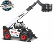 BOBCAT T40.180SLP TELESCOPIC HANDLER W/MAN PALTFORM