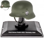 Historical Military  Helmet Model 1935 Germany 1940
