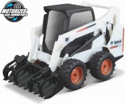 BOBCAT S590 Skid-Steer Loader w/grapple