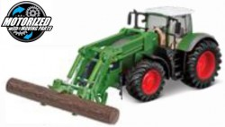 Fendt 1050 VARIO - FRONT LOADER WOOD